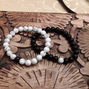 NWOT. Friendship or Couples Bracelets Bonus